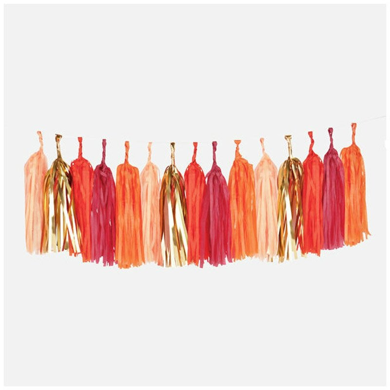 my-little-day-guirlande-tassel-rouge