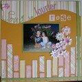 sous le laurier rose