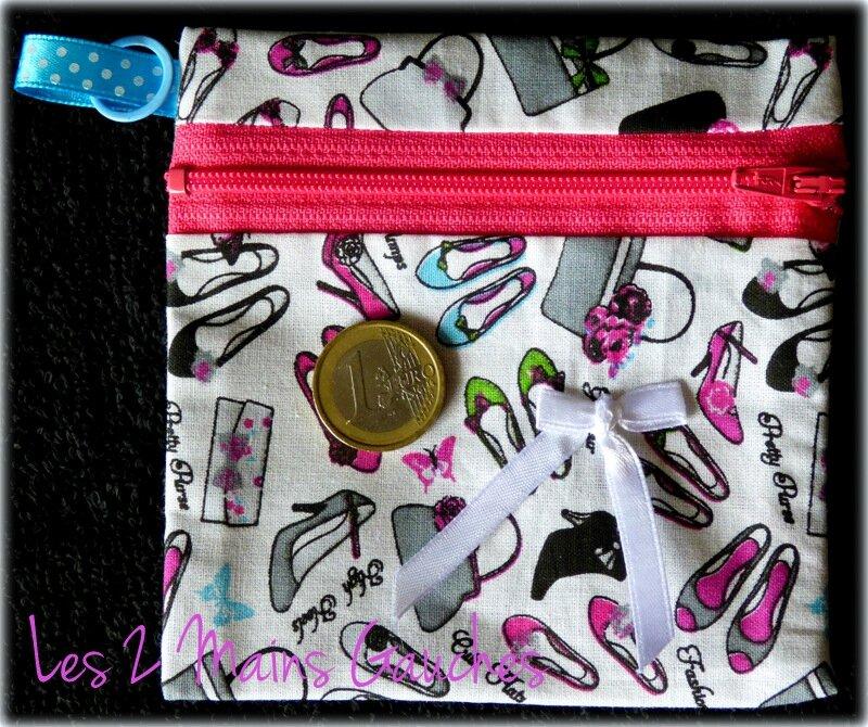 porte-monnaie pour fashion addict