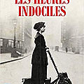 Les heures indociles, d'eric marchal