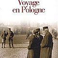 Voyage en pologne - alfred döblin