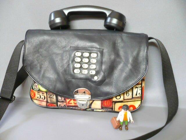 Le téléphone à chiffres