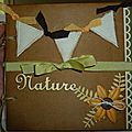 Album nature selon nickie!