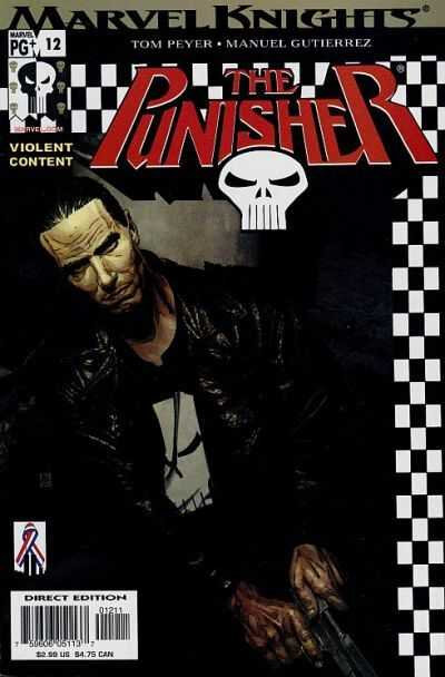 punisher marvel knights V3 12