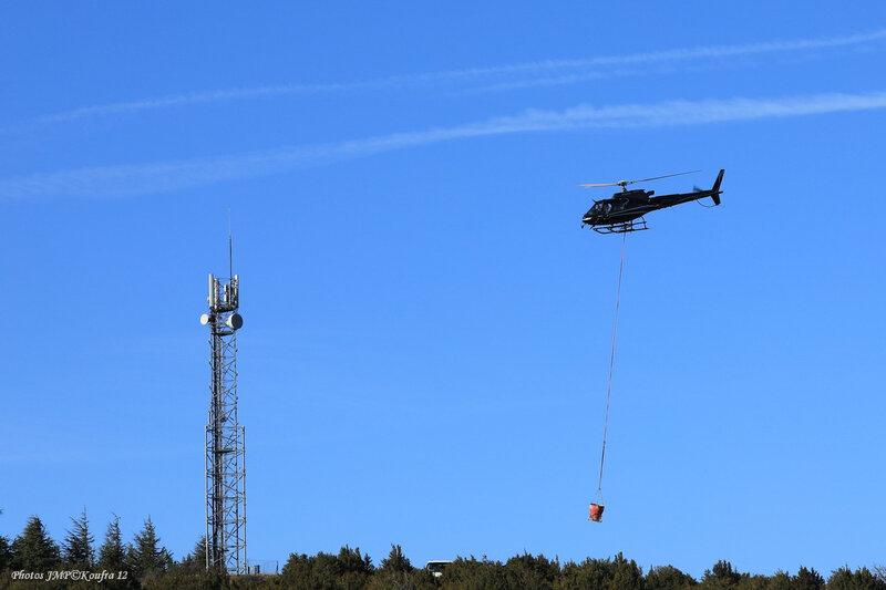 Photos JMP©Koufra 12 - La Couvertoirade - Hélicoptère - 26022019 - 0010