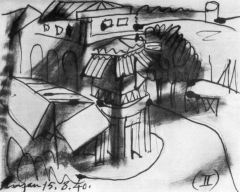 Cafe Royan-1940
