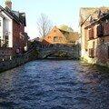 Rivière Itchen 2 - Winchester