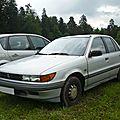 Mitsubishi lancer glxi