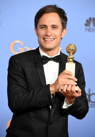 Gael Garcia Bernal - Golden-Globes-2016