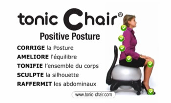 Tonic Chair code promo