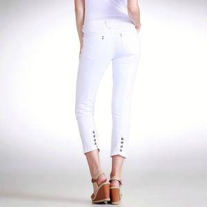 27,99 pantalon blanc