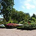 Nancy: parcs et jardins
