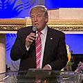 Présidentielle u.s. : pourquoi et comment trump courtise le vote noir