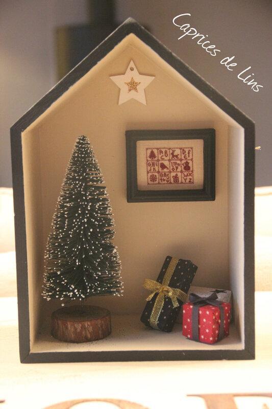 miniature de Noel