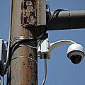 Besançon : une caméra de vidéosurveillance sciée et volée aux 408