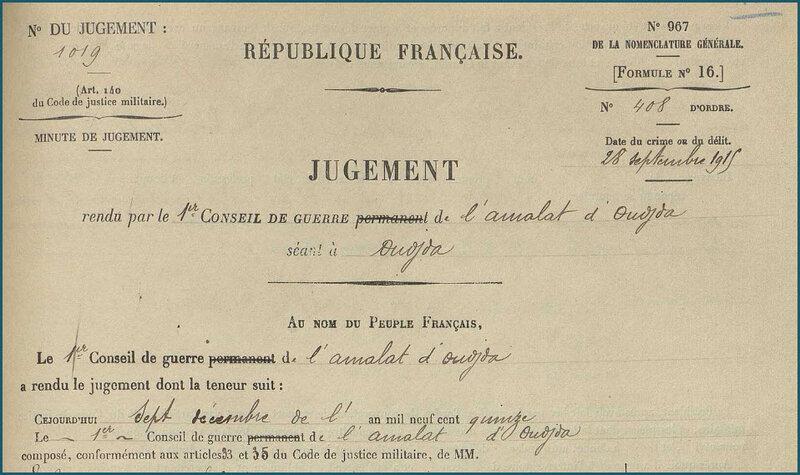 PAPP Louis - jugement