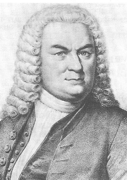 bach (jean-sébastien) 1685-1750 allemagne