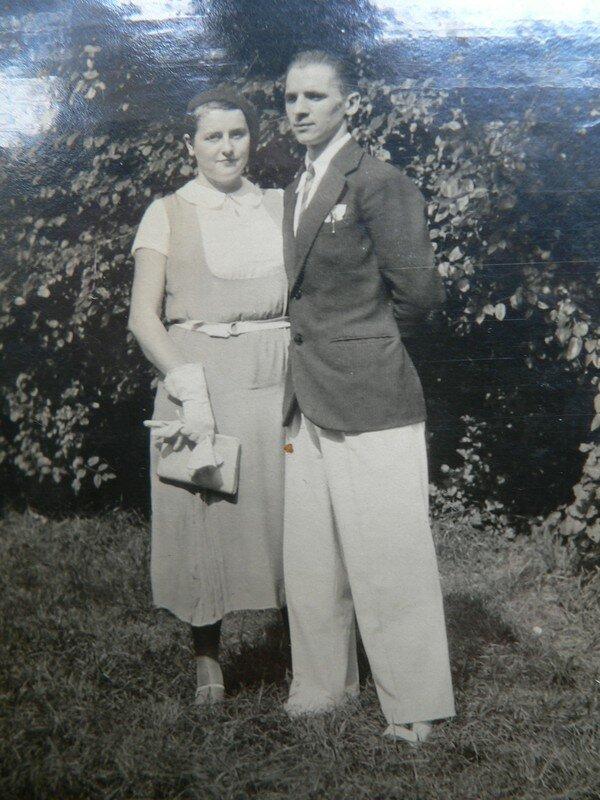 Fiançés 1931