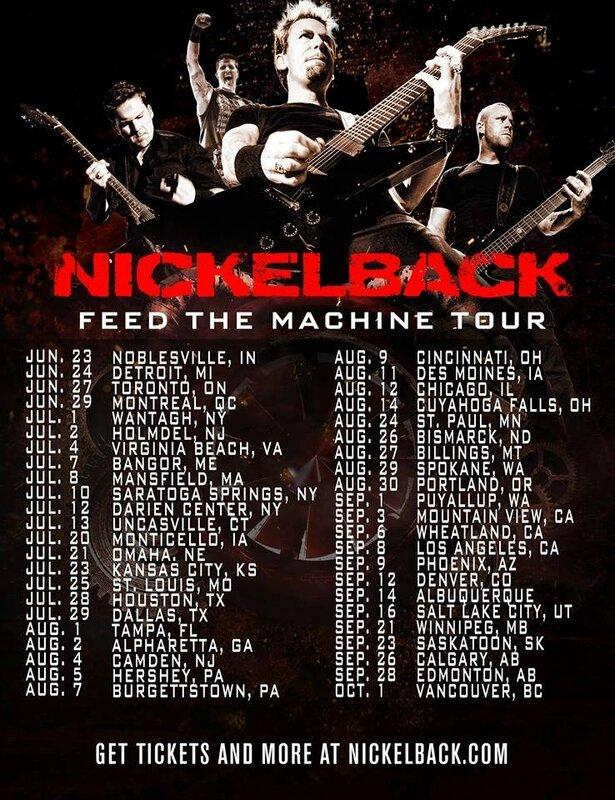 nickelback_NorthAmericanTour
