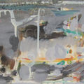 Exposition guillaume lebelle- galerie henri chartier (lyon)