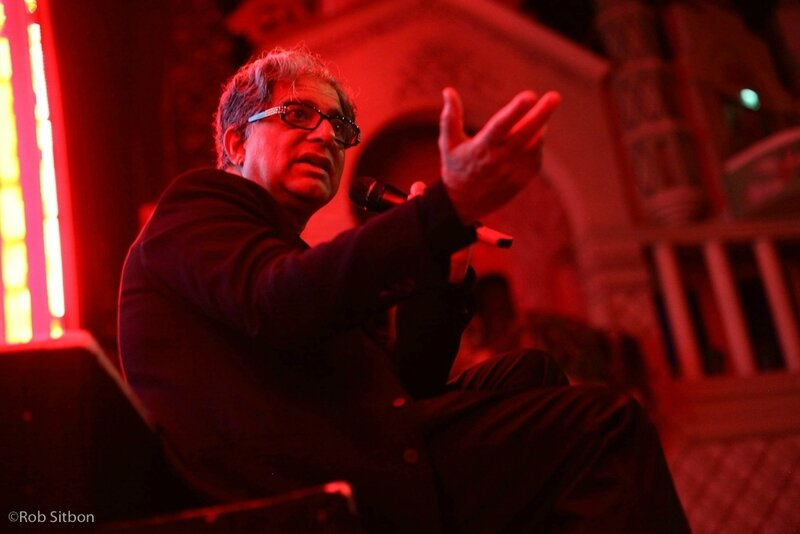 DEEPAK CHOPRA AU GRAND REX PARIS 2014