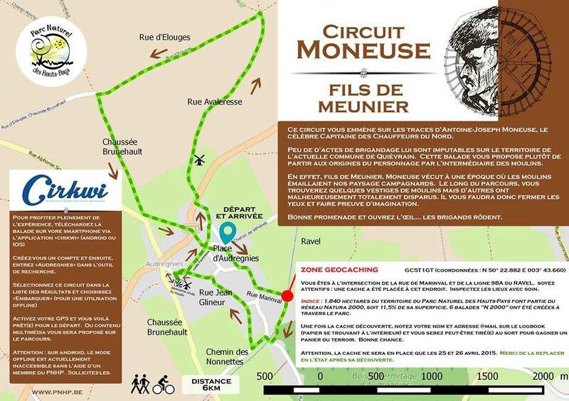 Circuit Moneuse