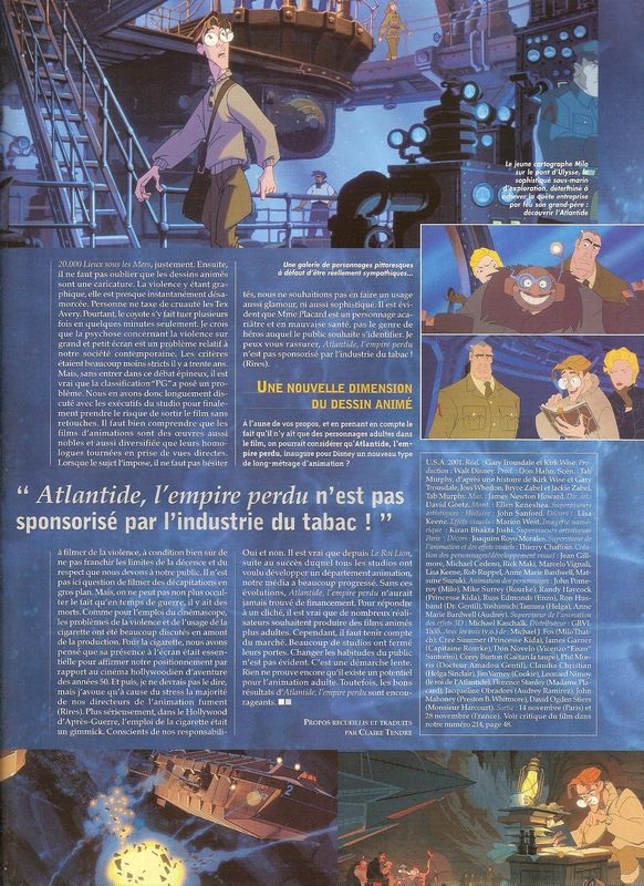 Atlantide, l'Empire Perdu [Walt Disney - 2001] - Page 8 65358643