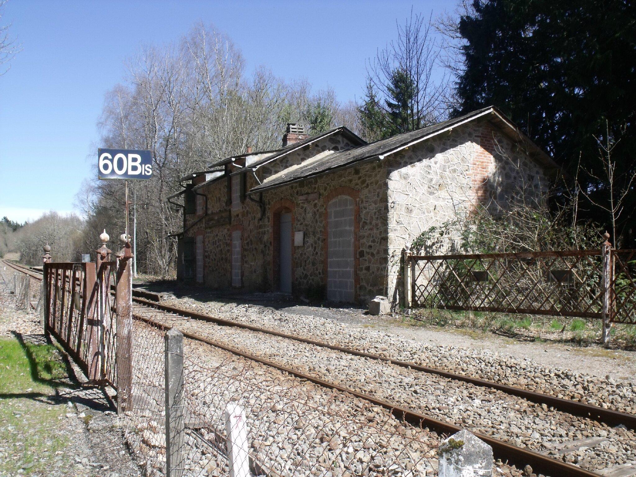 Alleyrat - Chaveroche (Corrèze - 19)