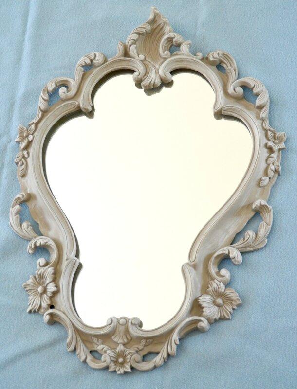 miroir retouche