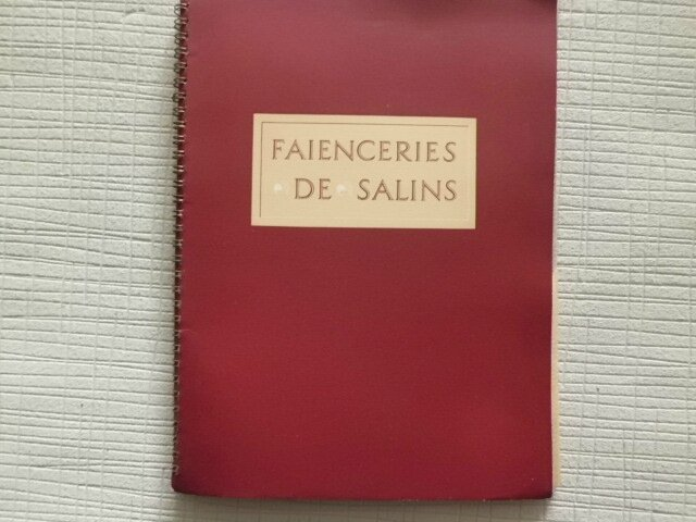 catalogue Salins
