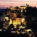 Rocamadour, un haut lieu de la chrétienté