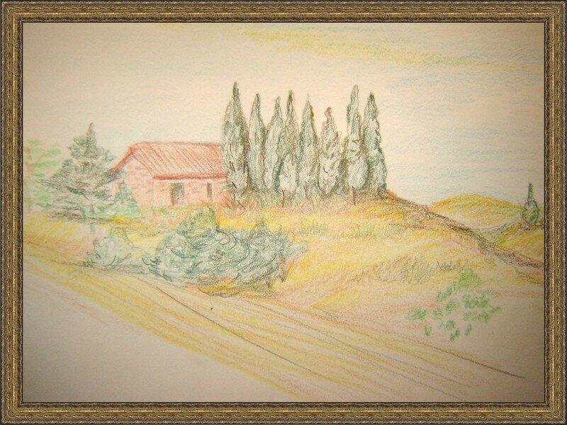 en Toscane 1