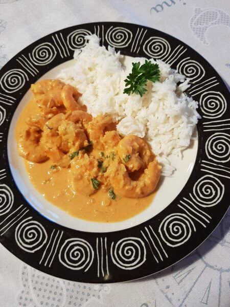 CURRY DE VRECETTES
