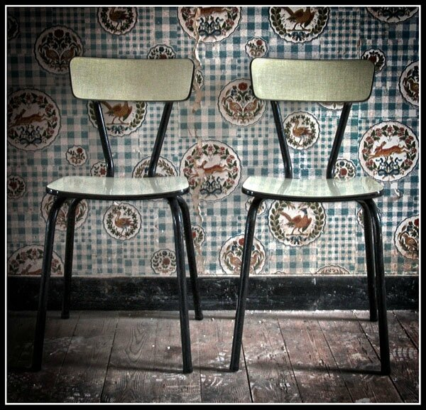 chaises formica