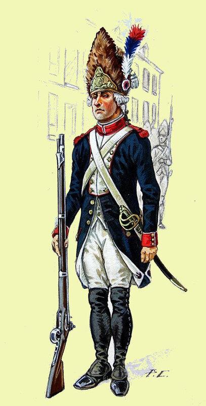 Garde Nationale grenadier