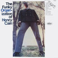 Henry Cain - 1968 - The Funky Organ-ization of Henry Cain (Capitol)