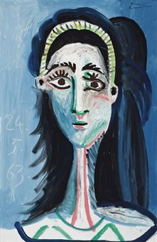 Christie\'s London Sale Hits Target as Unseen Picasso Sells for $13 ...