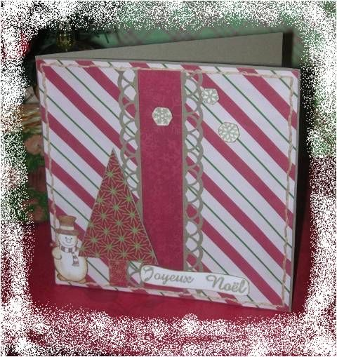 carte 1 joyeux Noel