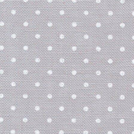 3326-7349 aida 8 points grise à pois