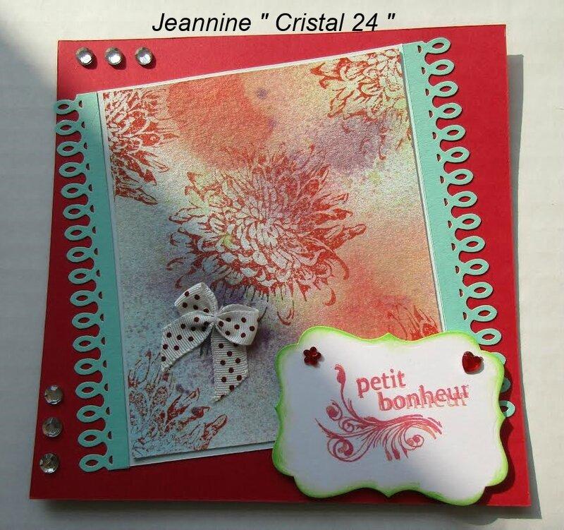 JEANNINE CRISTAL 24