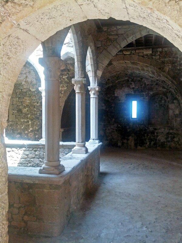 Abbaye Saint- Honorat Lérins 46