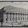 Bordeaux 1 - le grand théatre