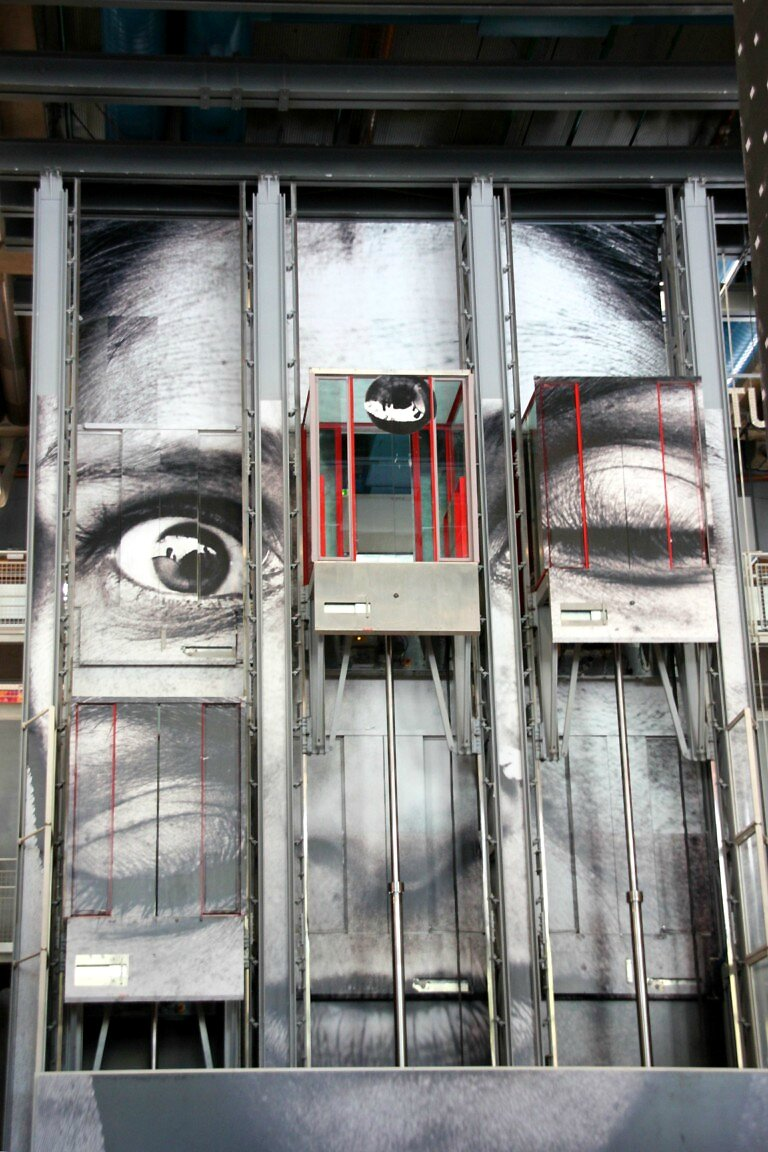 JR - Inside Out Beaubourg_1509