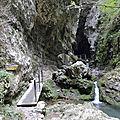 Gorges de Kakuetta, la grotte aux lacs, entrée (64)