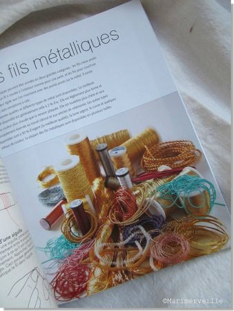 fils broderie d'or