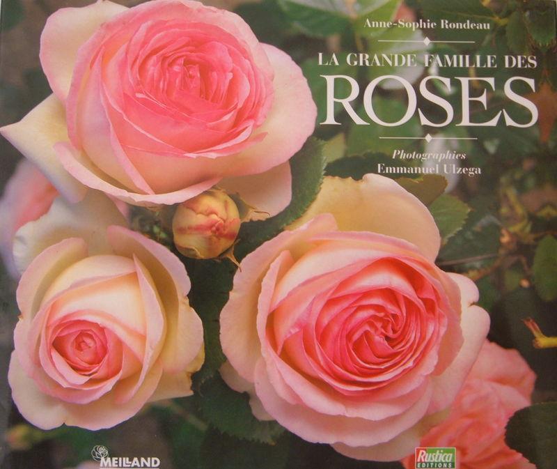La grande famille des roses