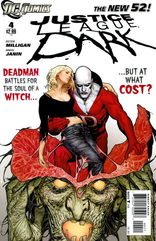 justice league dark 4