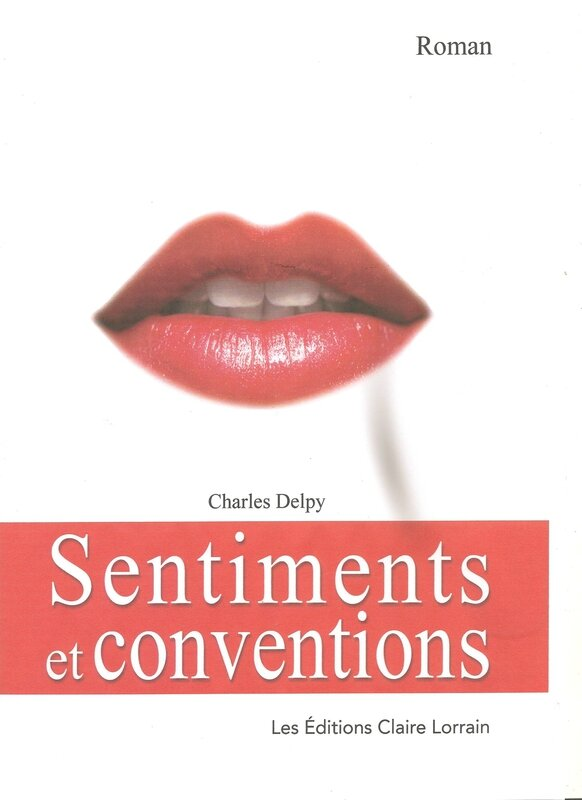 Couverture face Sentiments et Conventiions