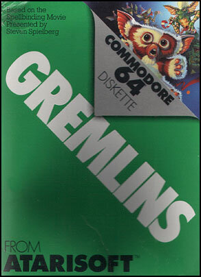 The Gremlins sur Commodore 64