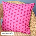 Coussin Pomme (verso)
